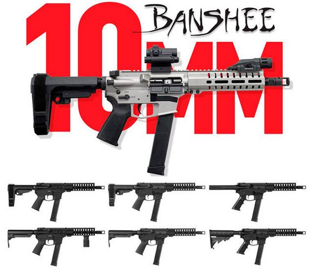 CMMG Mk 10 Banshee