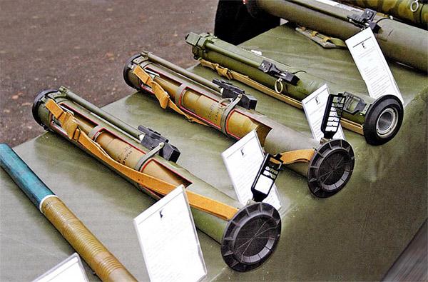 Семейство реактивных гранат разработки ФГУП «ГНПП «Базальт»: РПГ-26, РШГ-2 и ПУИ-26 для обучения стрельбе