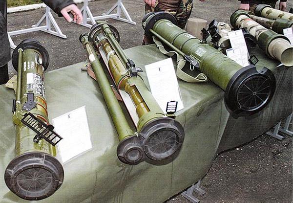 Новейшие разработки реактивных противотанковых гранат РПГ-27, РПГ-30 и РПГ-28 некоторые считают асимметричной угрозой безопасности США