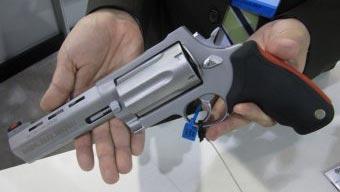 револьвер Raging Judge Magnum от Taurus