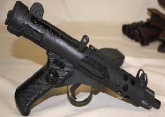 Пистолет-пулемет фирмы Wise Lite Arm