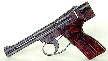 Подводный пистолет СПП-1