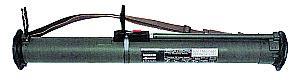 Реактивная противотанковая граната РПГ-26 «Аглень» (в боевом положении)