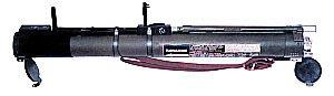 Реактивная противотанковая граната РПГ-22 «Нетто» (в боевом положении)