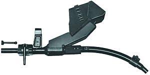 Ствол-насадка Vorsatz J (пехотный вариант), искривленный на 45 градусов с призматическим перископическим прицельным приспособлением и набором призматических линз