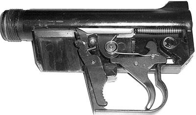 Устройство ствольной коробки AR-7 Explorer