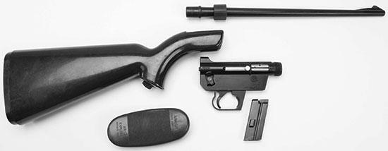 Основные компоненты Armalite AR-7 Explorer