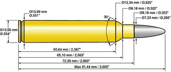 7 mm Remington Ultra Magnum