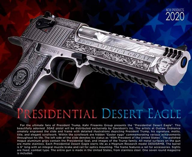 Presidential Desert Eagle