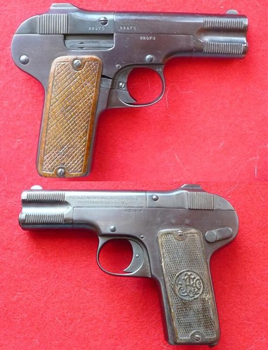 Jieffeco M 1911 калибра 7.65 мм