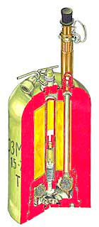 Противопехотная мина ОЗМ-4
