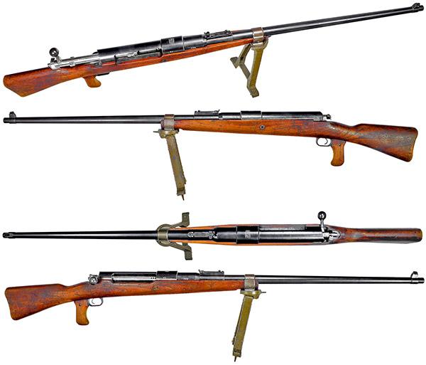 Противотанковое ружье Mauser T-Gewehr M 1918