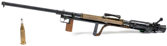 Carl Gustav pvg m/42 с используемым боеприпасом