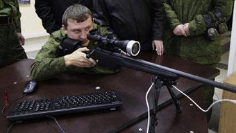 РФ начинает производство четырех комплексов снайперского вооружения