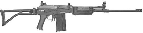 Galil AR калибра 7.62x51 мм