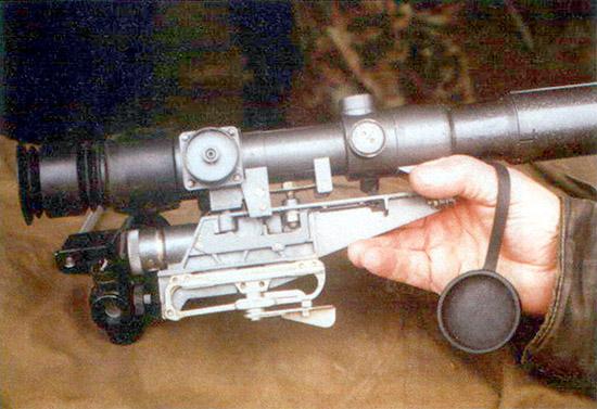 Прицел оптический ПСП-1 предлагается применять вместо ПСО-1 для стрельбы из СВД и ПКМН