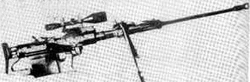 Снайперская винтовка Elefant