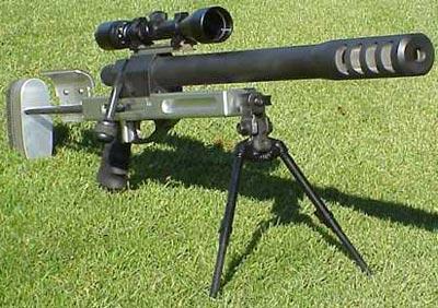 Rebel .50 BMG