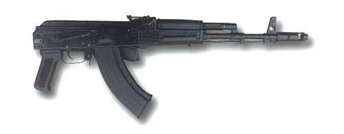 Патрон 7,62х39 до сих пор остаётся одним из самых распространенных в мире. В рамках «сотой» серии под этот боеприпас разработан автомат АК103