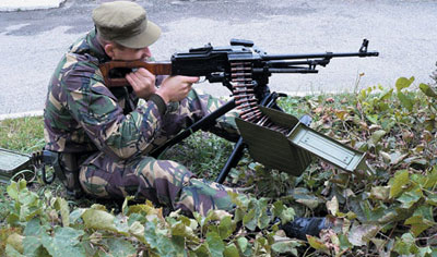 Выбор вида и способа ведения огня из стрелкового оружия