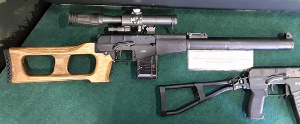Охотничий карабин ВСС-1