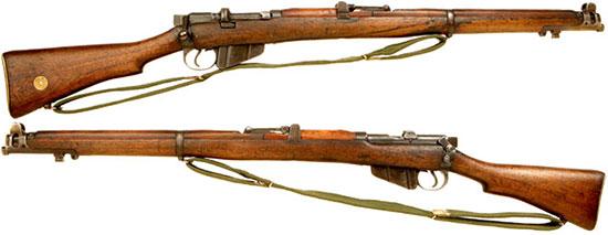 SMLE Mk III*