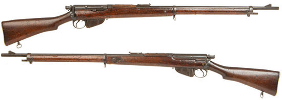 MLE Mk I («длинная» Ли-Энфилд)