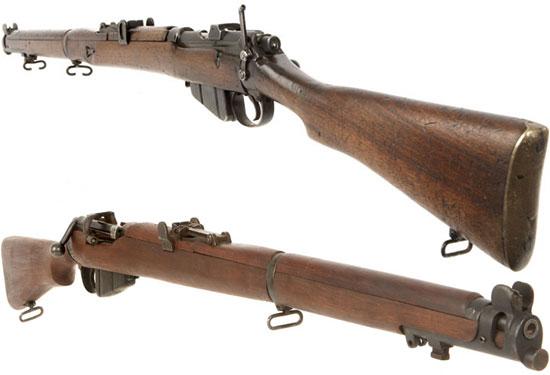 SMLE Mk III
