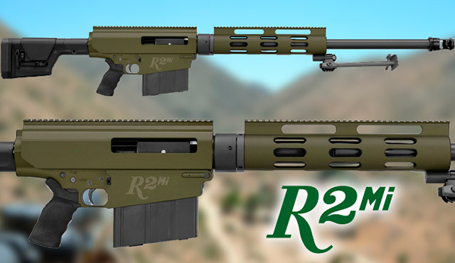 Remington R2Mi 50 BMG