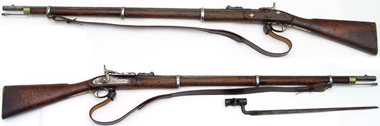 Snider-Enfield Mk III Long Rifle