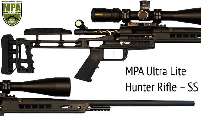 MPA Ultra Lite Hunter Rifle SS