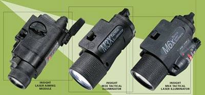 Засвети врагу в глаз: Боевые фонарики
