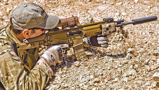В 2010 г. Армия США всерьез рассматривала ACR как вариант для перевооружения своих солдат с М16/М4 – в рамках конкурса «Индивидуальный карабин»