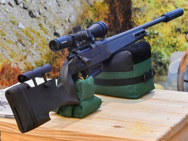 Daniel Defense предлагает магазинную винтовку Delta 5 для стрельбы на дальние дистанции