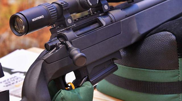 Прецизионная Delta 5 от Daniel Defense Precision Delta 5 доступна в версиях калибров 6,5 Creedmoor, 7 мм-08 Remington и .308 Winchester