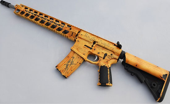 «We the People» AR-15