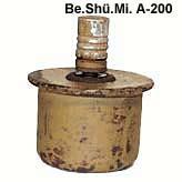 Behelfs-Schuetzenmine A-200 (Be.Shue.Mi. A-200)