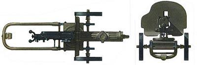 7,62-мм станковый пулемет «Максим» обр. 1910 года