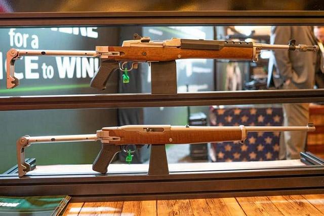 Ruger Mini-14 и 10/22