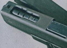 вид на компенсатор Glock 18C