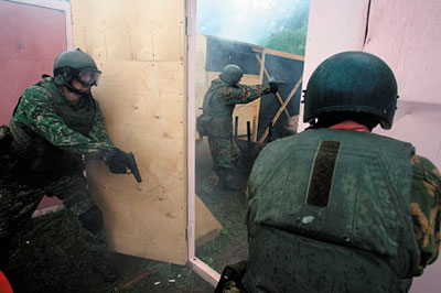 Система тактической стрельбы: Комплексные огневые задачи