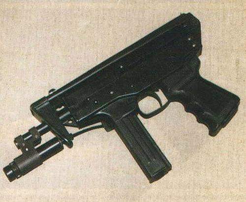 ЛЦУ «Пион-М» довольно просто устанавливается на <a href='https://arsenal-info.ru/b/book/643295886/4' target='_self'>пистолет-пулемет</a> КЕДР