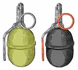 Советская ручная граната РГД-5