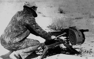 Стрельба из автоматического гранатомета АГС-17 «Пламя»