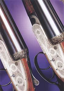 Купив патент самооткрывающегося ружья Фредерика Бизли, Джеймс Пёрде-младший вывел свою компанию на качественно новый уровень в развитии двустволок.