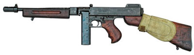11,43-мм <a href='https://arsenal-info.ru/b/book/643295886/4' target='_self'>пистолет-пулемет</a> «Томпсон» М 1928 А1 (М 1)