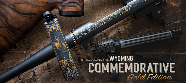 Weatherby Mark V Wyoming