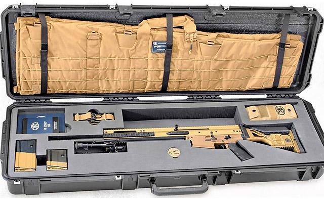 Кофр для транспортировки FN SCAR 20S