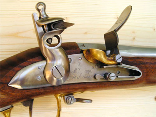 Драгунский мушкет 1777