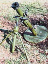 120-мм возимый миномет 2Б11 «Сани»